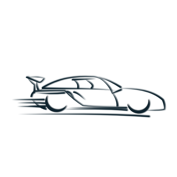 Fast Car Clipart Cliparts Co