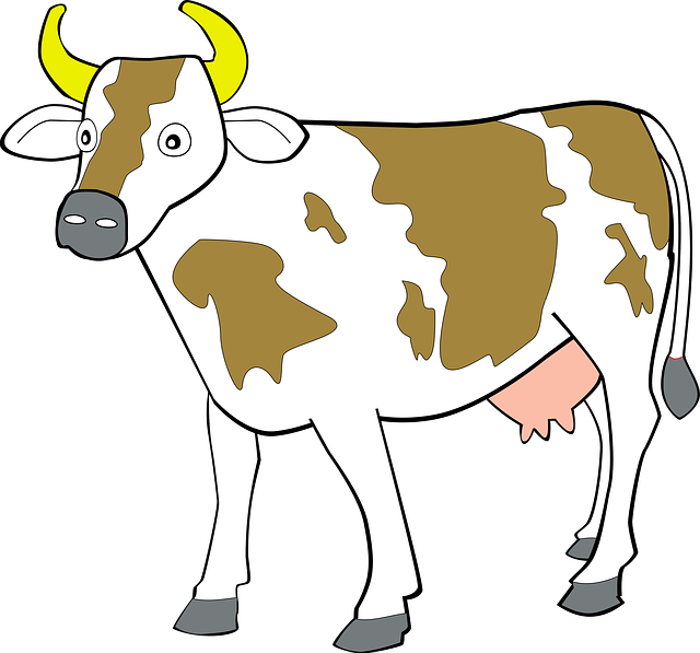 Free to Use & Public Domain Cow Clip Art - Page 2