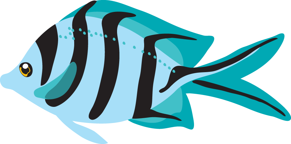Tropical Fish # - ClipArt Best - ClipArt Best