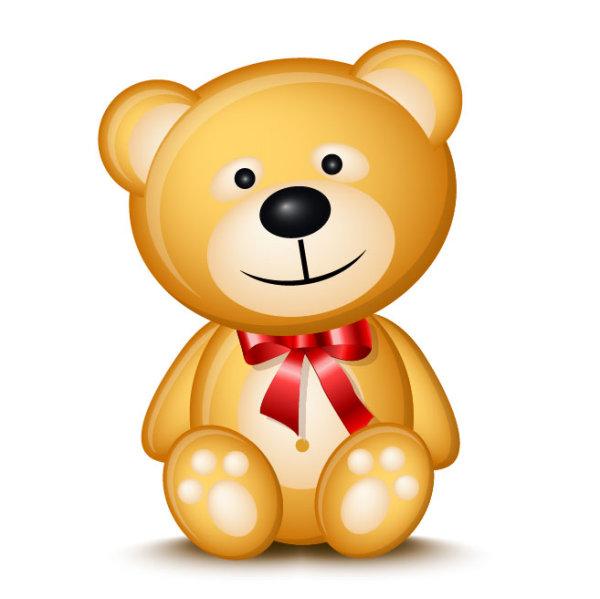 Cute Teddy Bear Cartoon - Cliparts.co