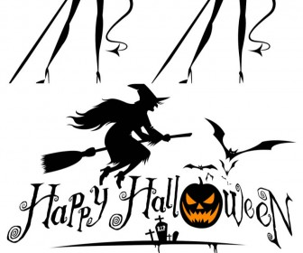 Happy Halloween clipart vector | Vector Graphics Blog