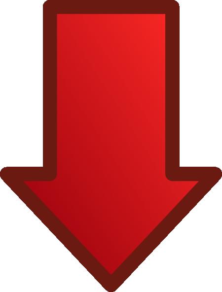 Red Arrows clip art - vector clip art online, royalty free ...