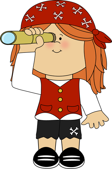 Girl Pirate Clipart | Clipart Panda - Free Clipart Images