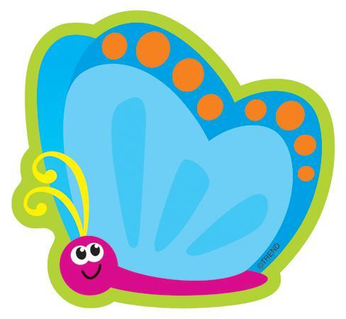 Butterflies Classroom Decorations & Bulletin Board Supplies