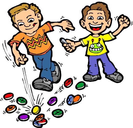Kids Playing Games Clip Art Kids playing clip art