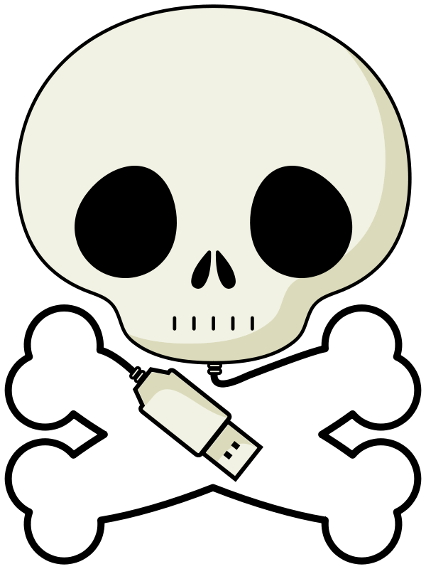 Pirate Skull Png