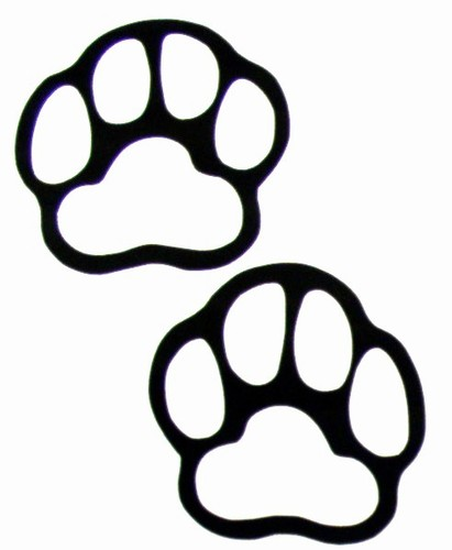 Grizzly Bear Paw Print Clipart | Clipart Panda - Free Clipart Images