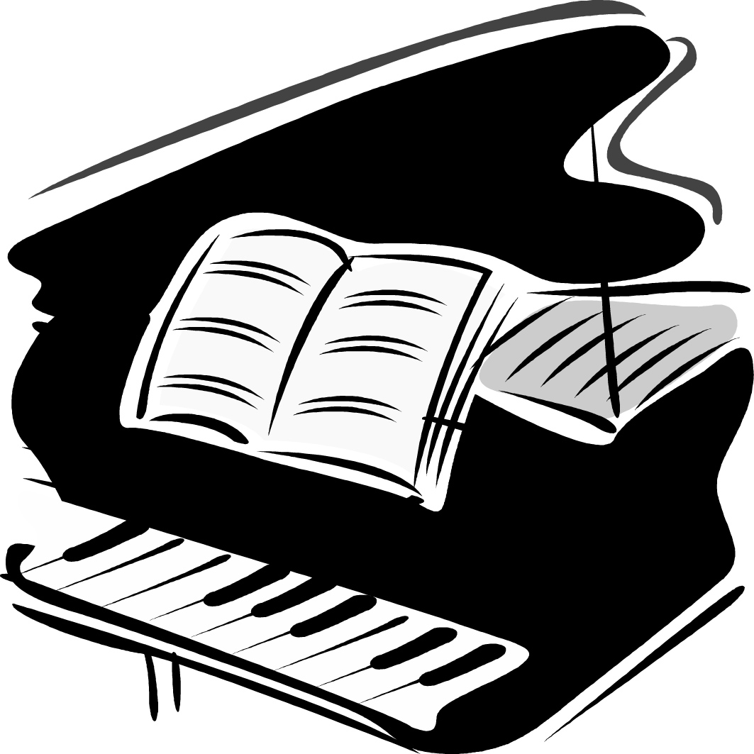Art Piano Keys - ClipArt Best