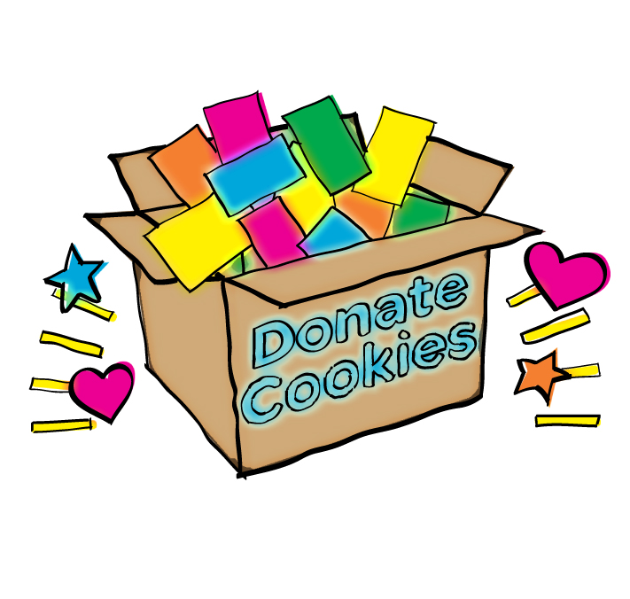 clipart girl scout cookies - photo #48