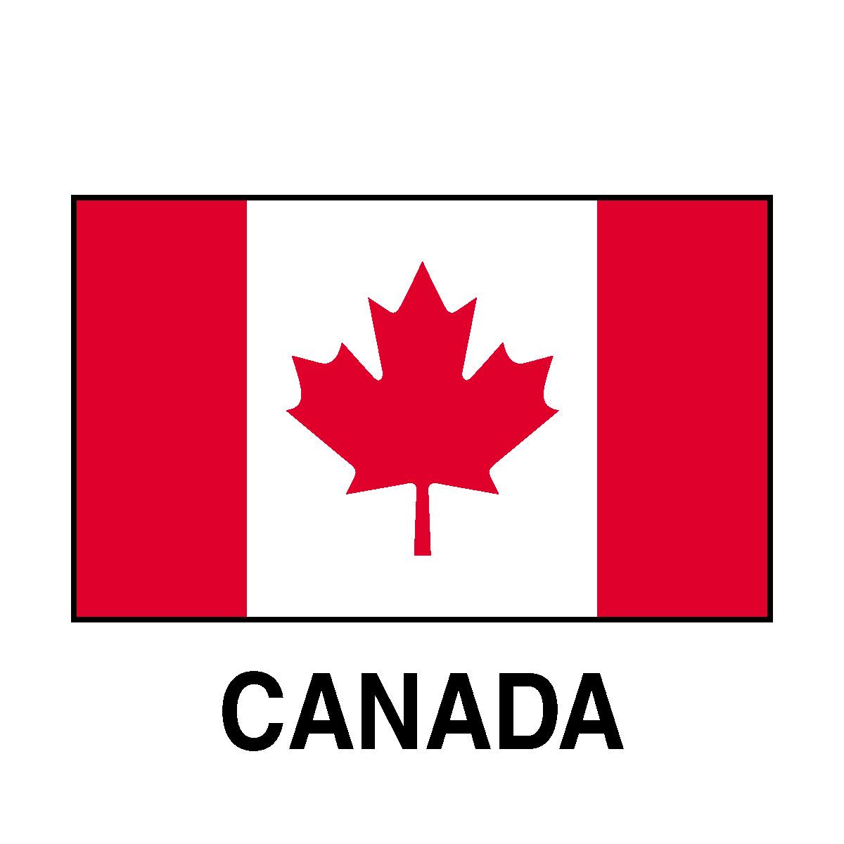 Canada Flag Clip Art