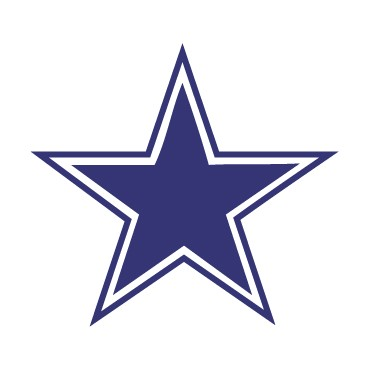 Dallas Cowboys Star Logo Decal Images & Pictures - Becuo
