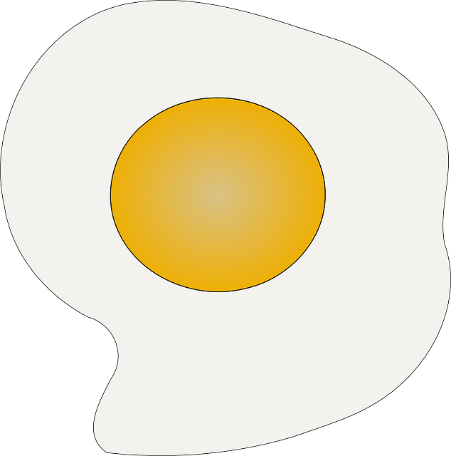 Fried Egg Clipart - Cliparts.co