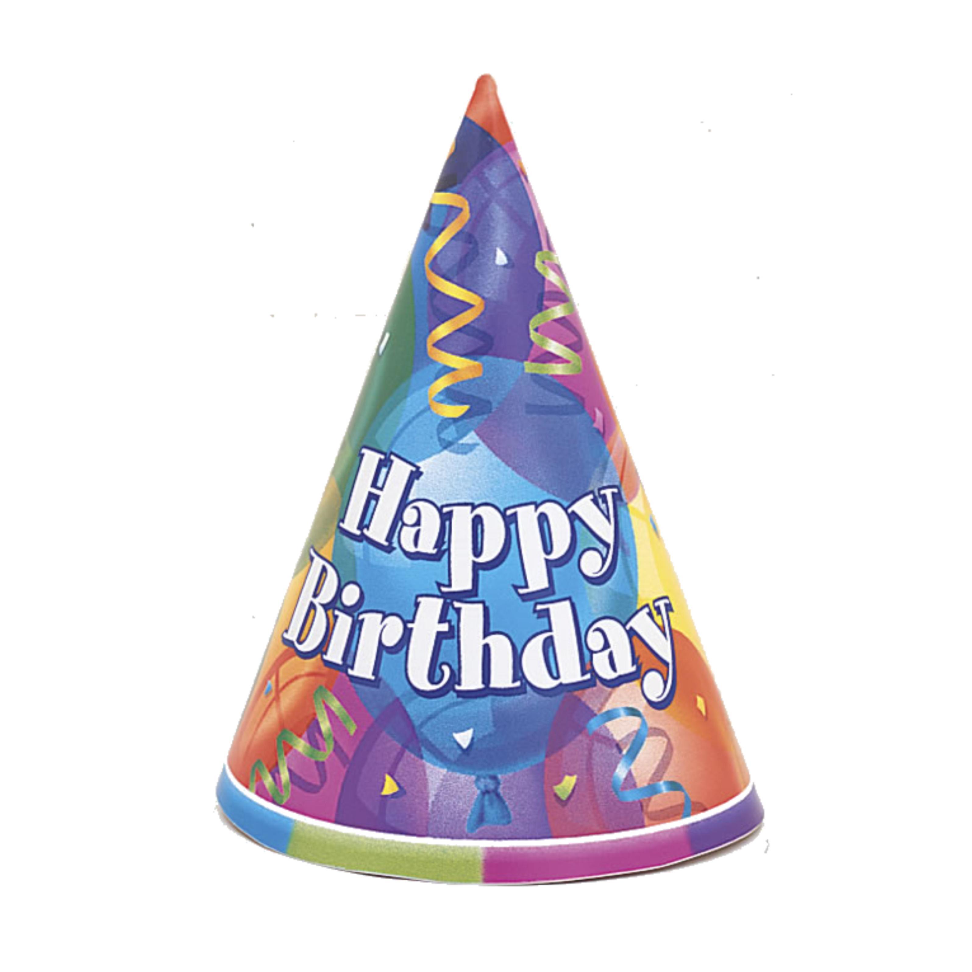 Happy Birthday Hat Clipart