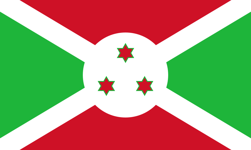 Burundi Flag - colors meaning history of Burundi Flag