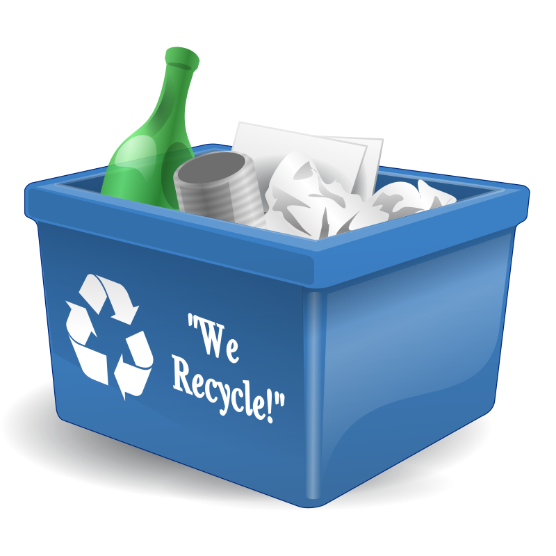 Office Recycling Bins  Business Recycling  Waste Bins