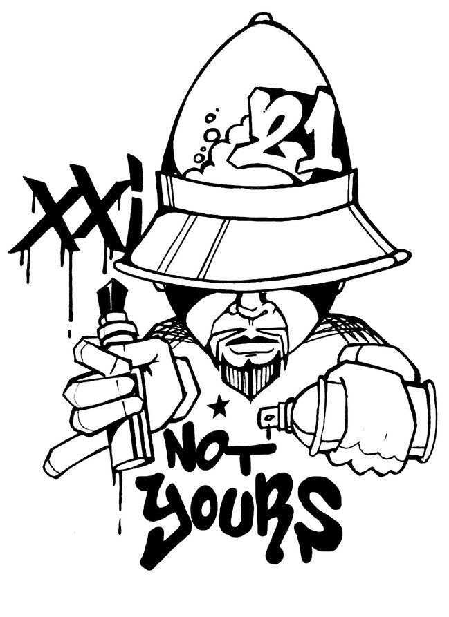 Cartoon Spray Paint Can - Cliparts.co