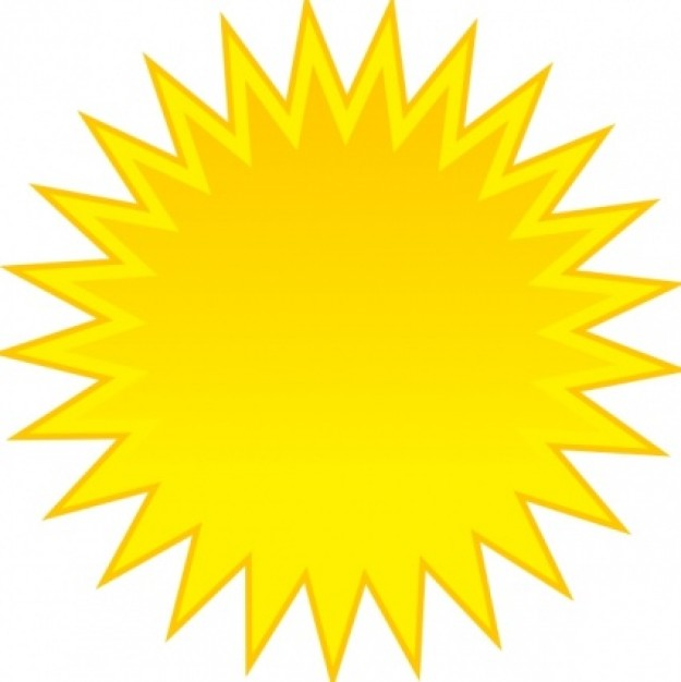 Sunburst Clipart - Cliparts.co