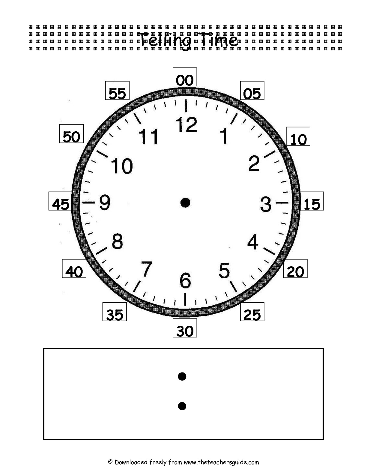 Blank Digital Clock Faces Cliparts Co