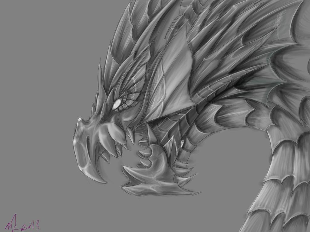 Drawings Of Dragons Mode Blog