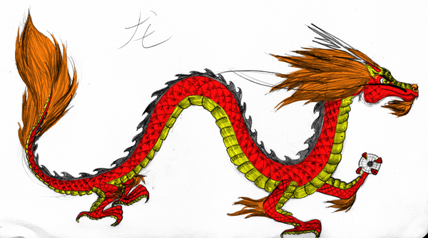 Chinese Dragon Cliparts Co