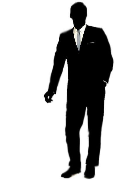 Male Silhouette - Cliparts.co