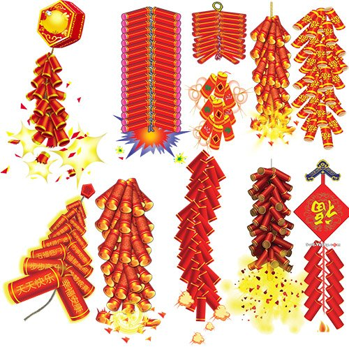Fire Crackers Clipart - Cliparts.co