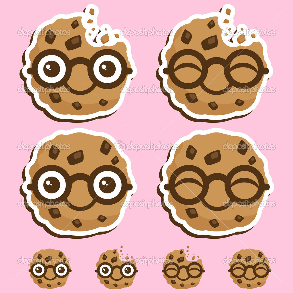 Cartoon Cookies - Cliparts.co