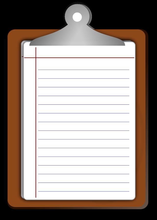 Prescription Pad Clip Art Cliparts Co