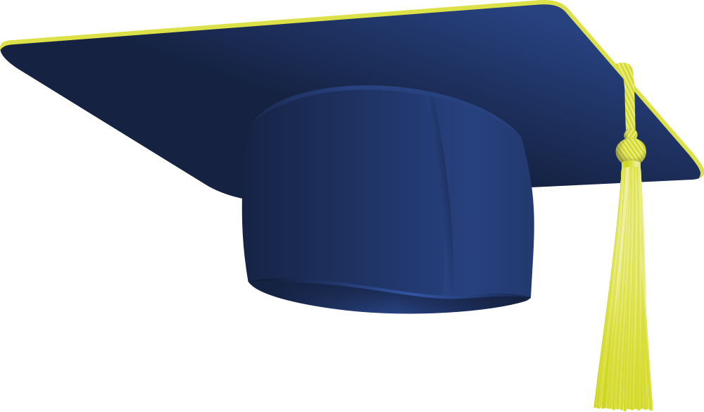 File:Graduation hat1.svg - Wikimedia Commons