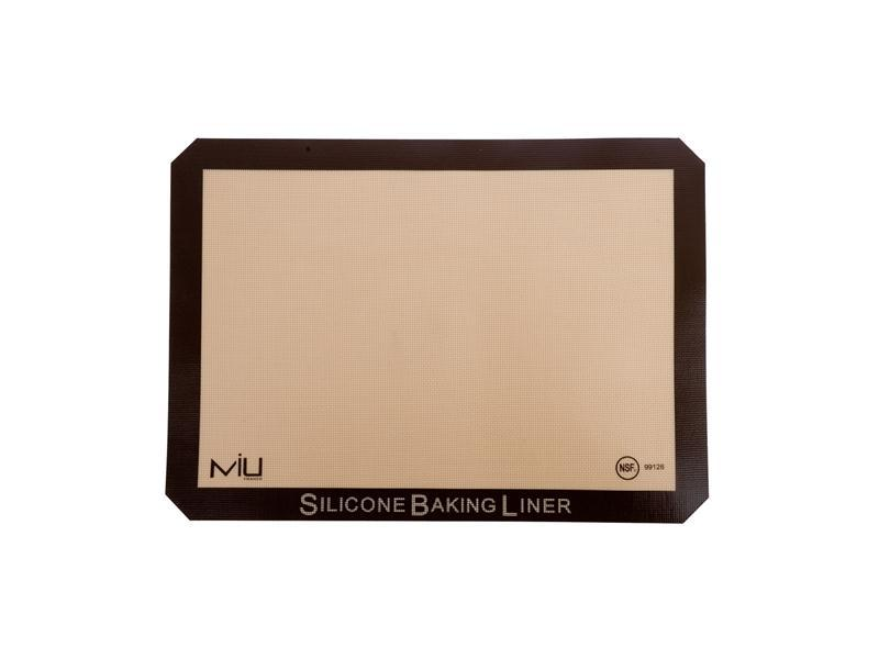 Brown 9x12-in. Silicone Baking Liner by MIU France at Cooking.com