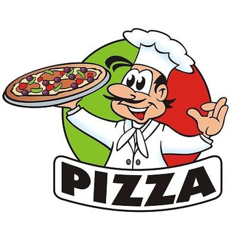 WALL STICKERS MURALI ADESIVI PER Attività Pizzeria CM.70 PIzza ... - Cliparts.co