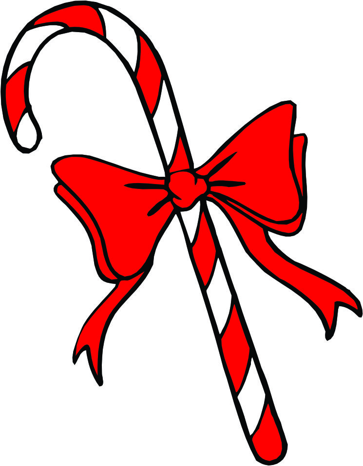 Candy Cane Clip Art - Cliparts.co