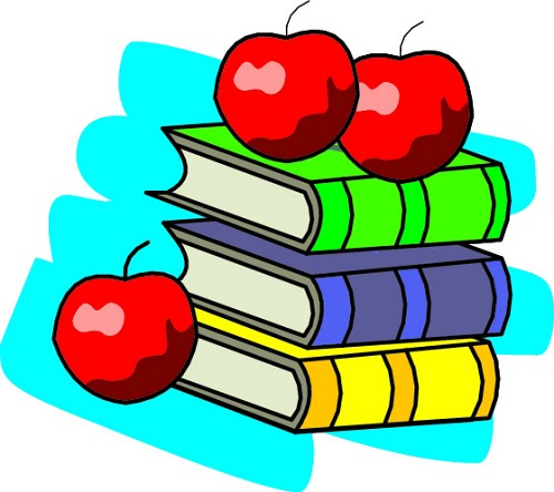 Teacher Apple Clip Art - ClipArt Best