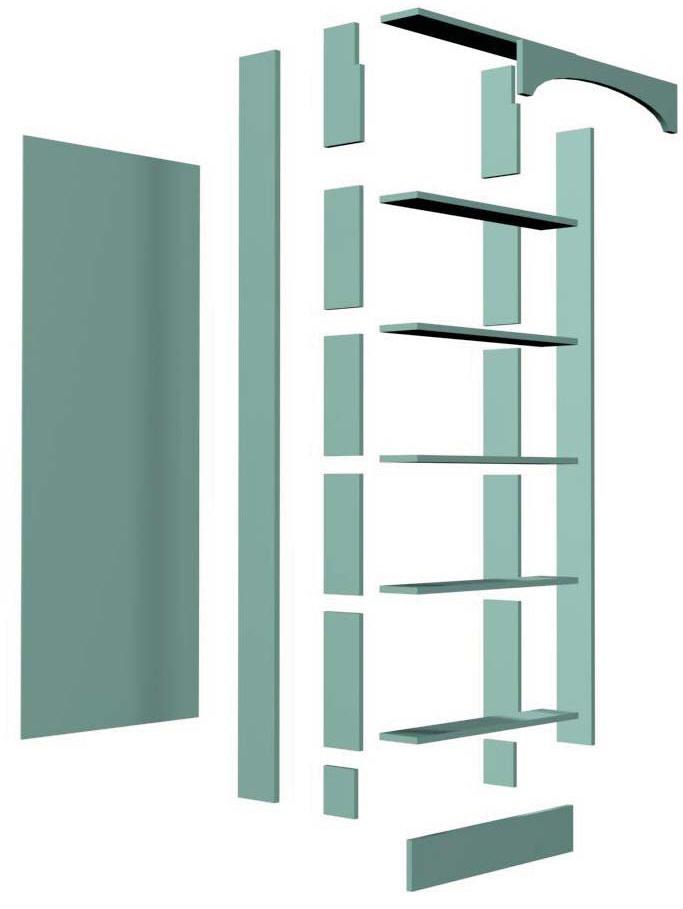 Bookcase images for Secret storage bookcase