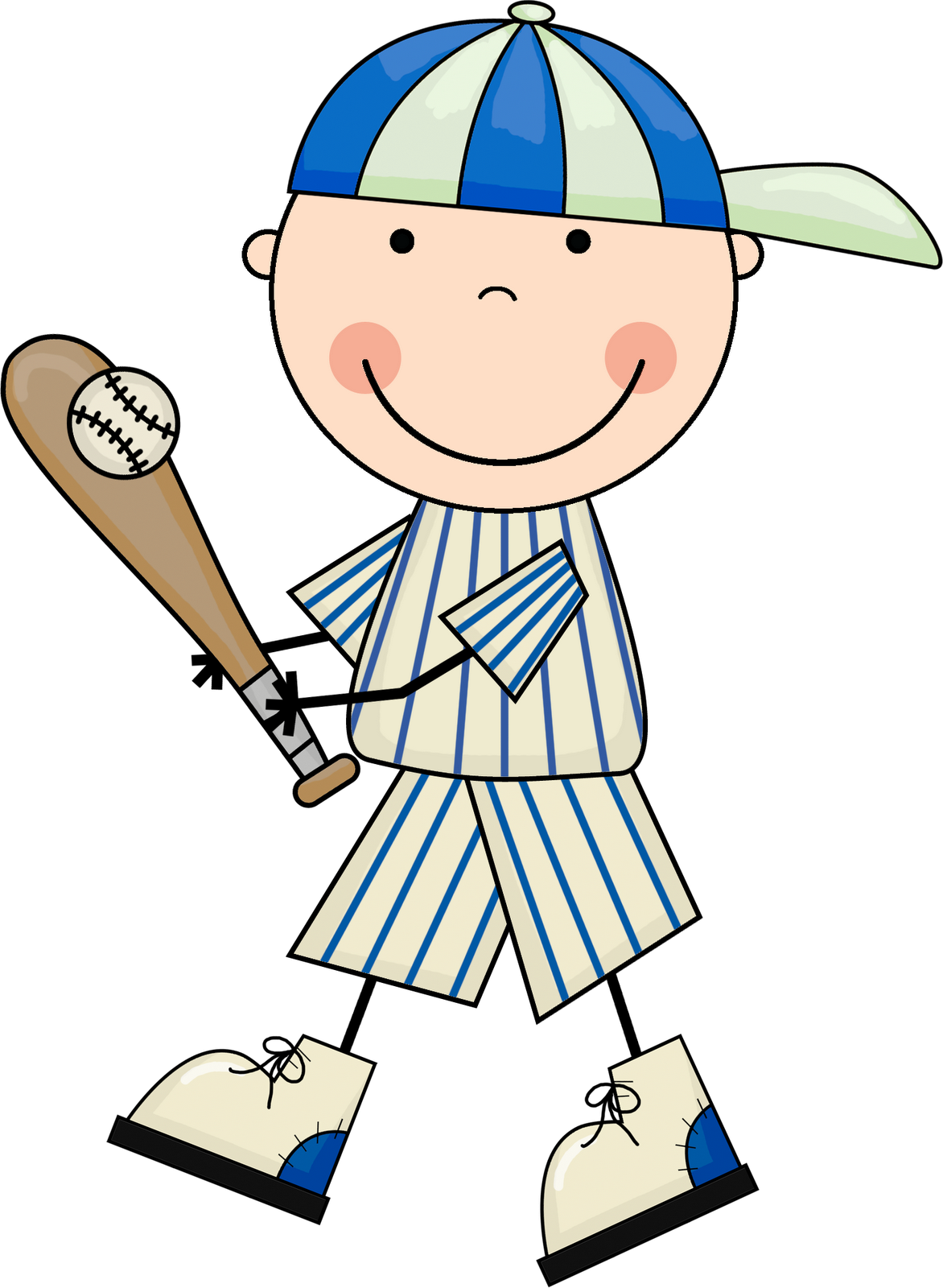 Baseball Pictures Clip Art - Cliparts.co
