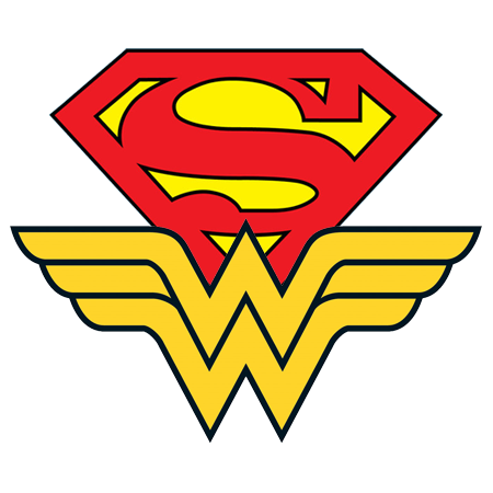 Wonder Woman Font - Cliparts.co