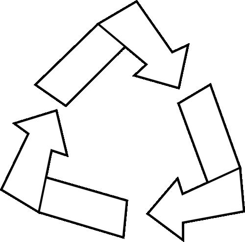 Recycle Symbol Clip Art - Cliparts.co