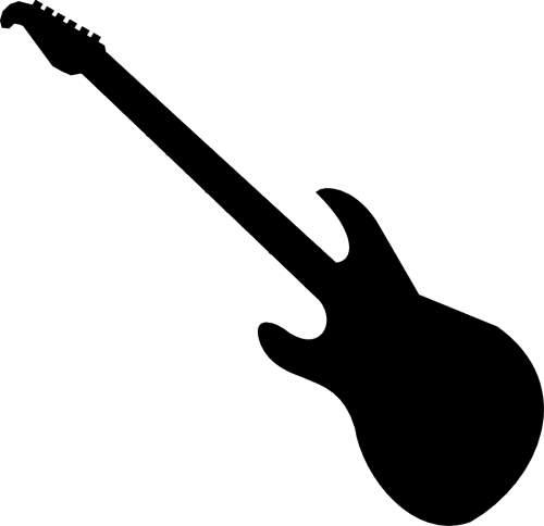 Free Bass Guitar Clip Art