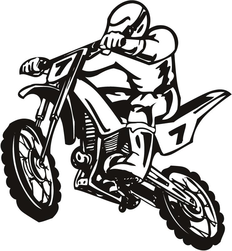 Dirt Bike Clip Art - Cliparts.co