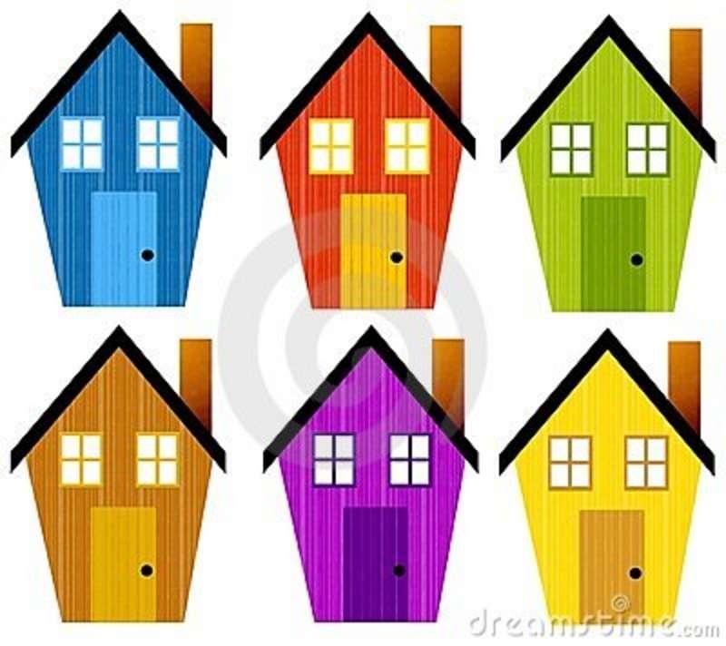 House images clip art