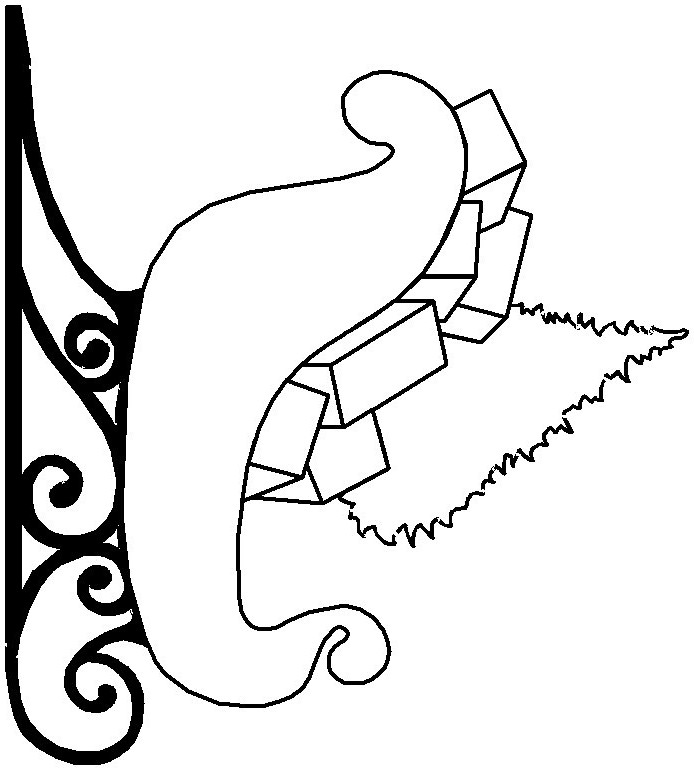 christmas sleigh coloring pages - photo#13