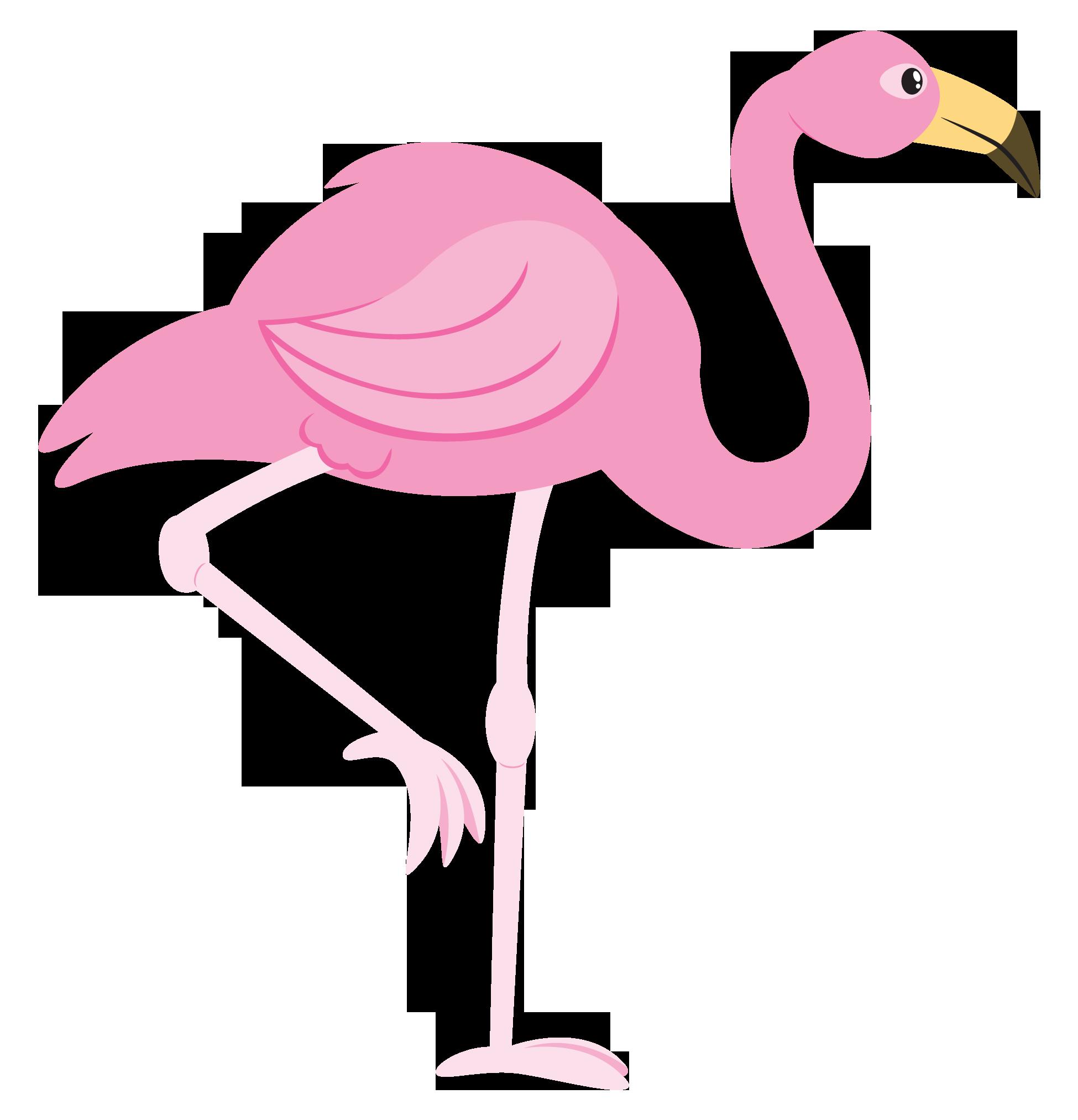 Flamingo Cartoon Images - Cliparts.co