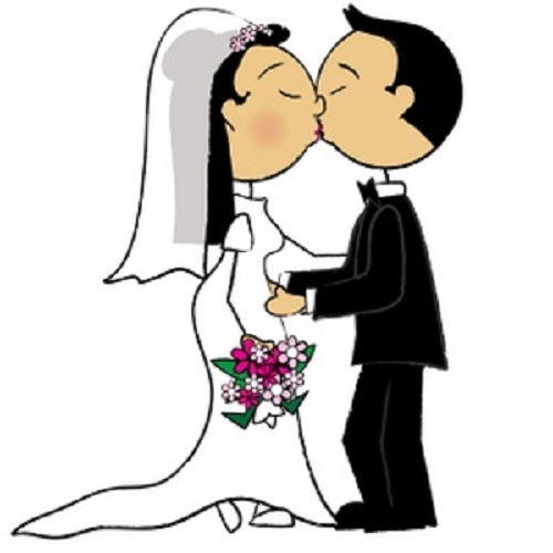 funny wedding clipart free - photo #2