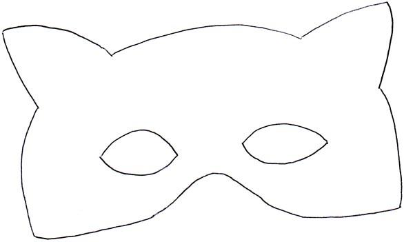 Raccoon Mask Halloween Blog Bash Creative Costume Hop