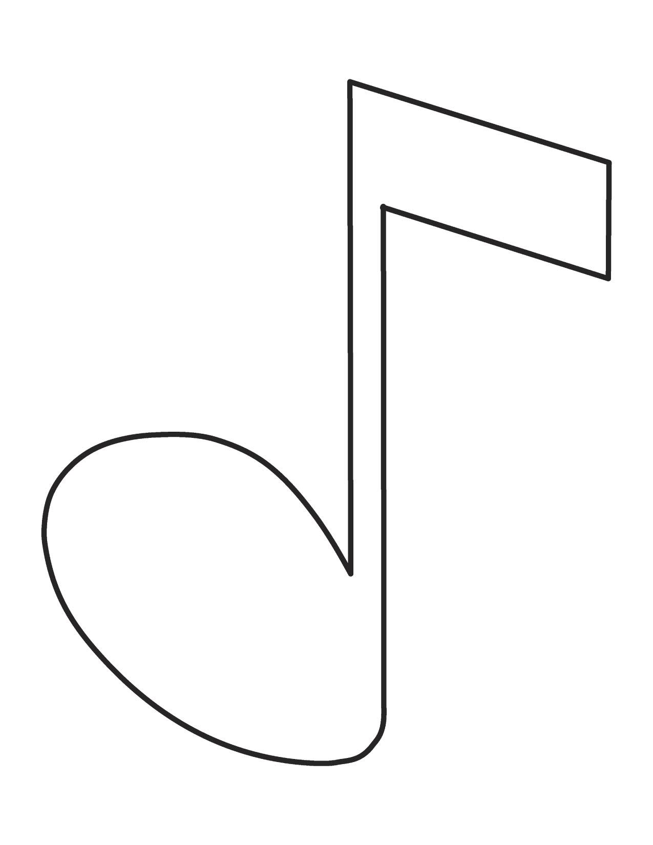Musical Notes Symbols Clip Art - Cliparts.co