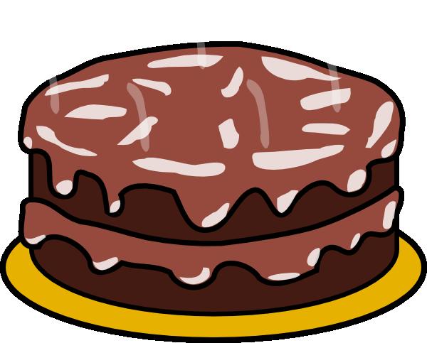 Clip Art Chocolate Desserts Clipart