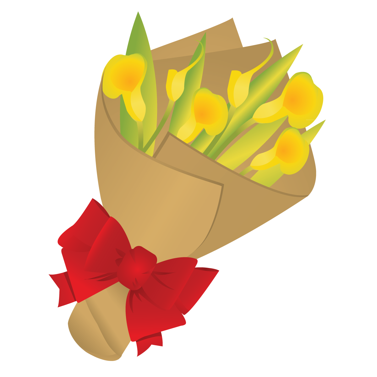 Happy Birthday Flowers Clip Art Cliparts