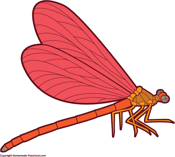 Dragonfly Clip Art Free - Cliparts.co