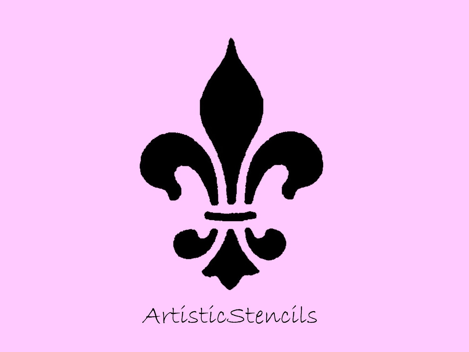 printable fleur de lis stencil cliparts co