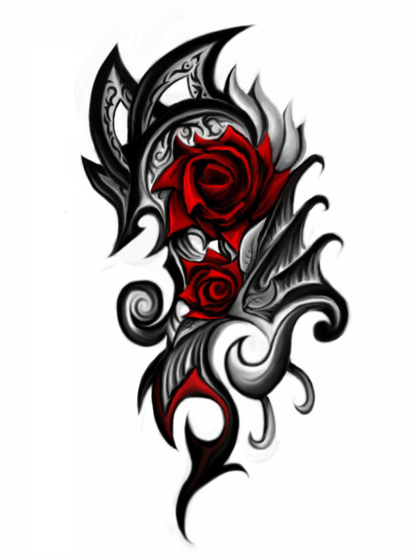 Free Heart Tattoo Designs - Cliparts.co